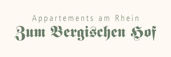 Logo Zum Bergischen Hof