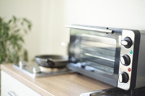 Küchenausstattung im Apartment Hotel Zum Bergischen Hof