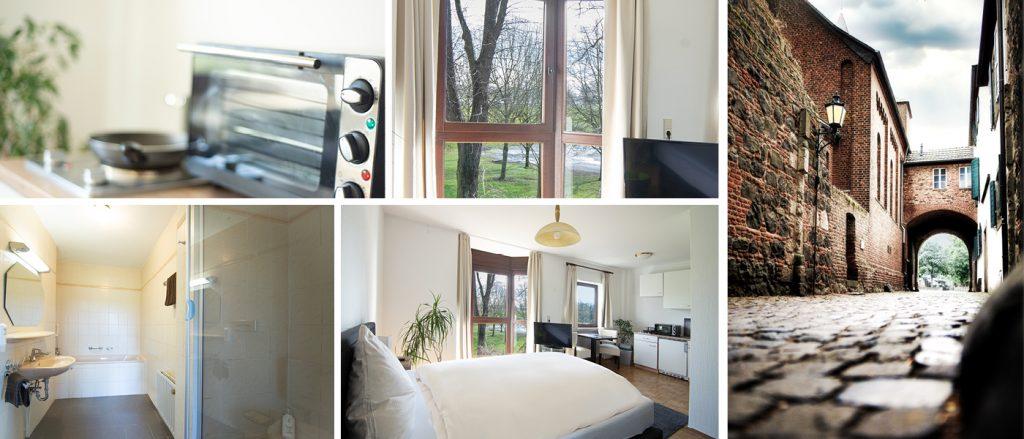 Zimmer mit Rheinblick im Hotel zum Bergischen Hof 4