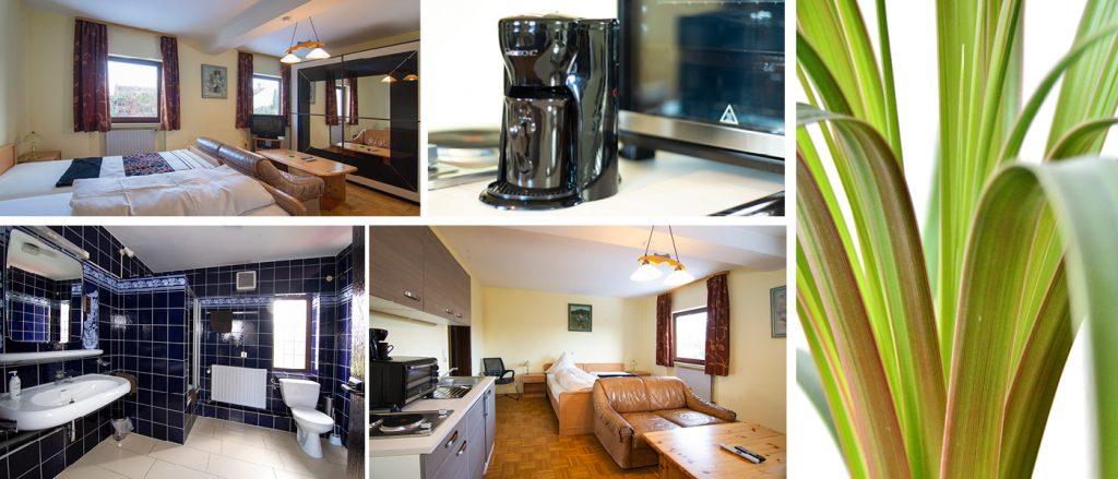 Zimmer mit Gartenblick im Hotel zum Bergischen Hof 3
